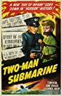 Two-Man Submarine (1944) Poster