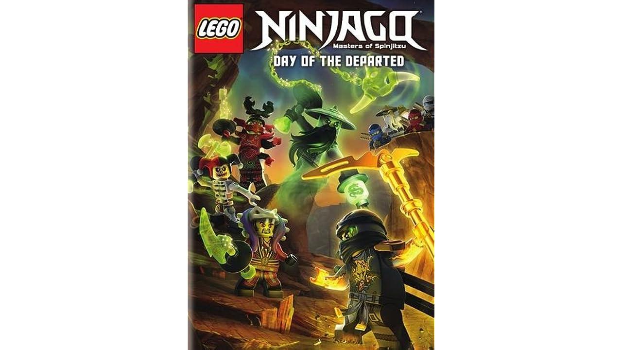 WatCH Lego Ninjago: Day of the Departed Full Movies Online 4KHD-Putlockers  - bryancarnegie