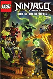 Lego Ninjago Day Of The Departed Tv Movie 2016 Imdb
