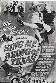 Primary photo for Sing Me a Song of Texas