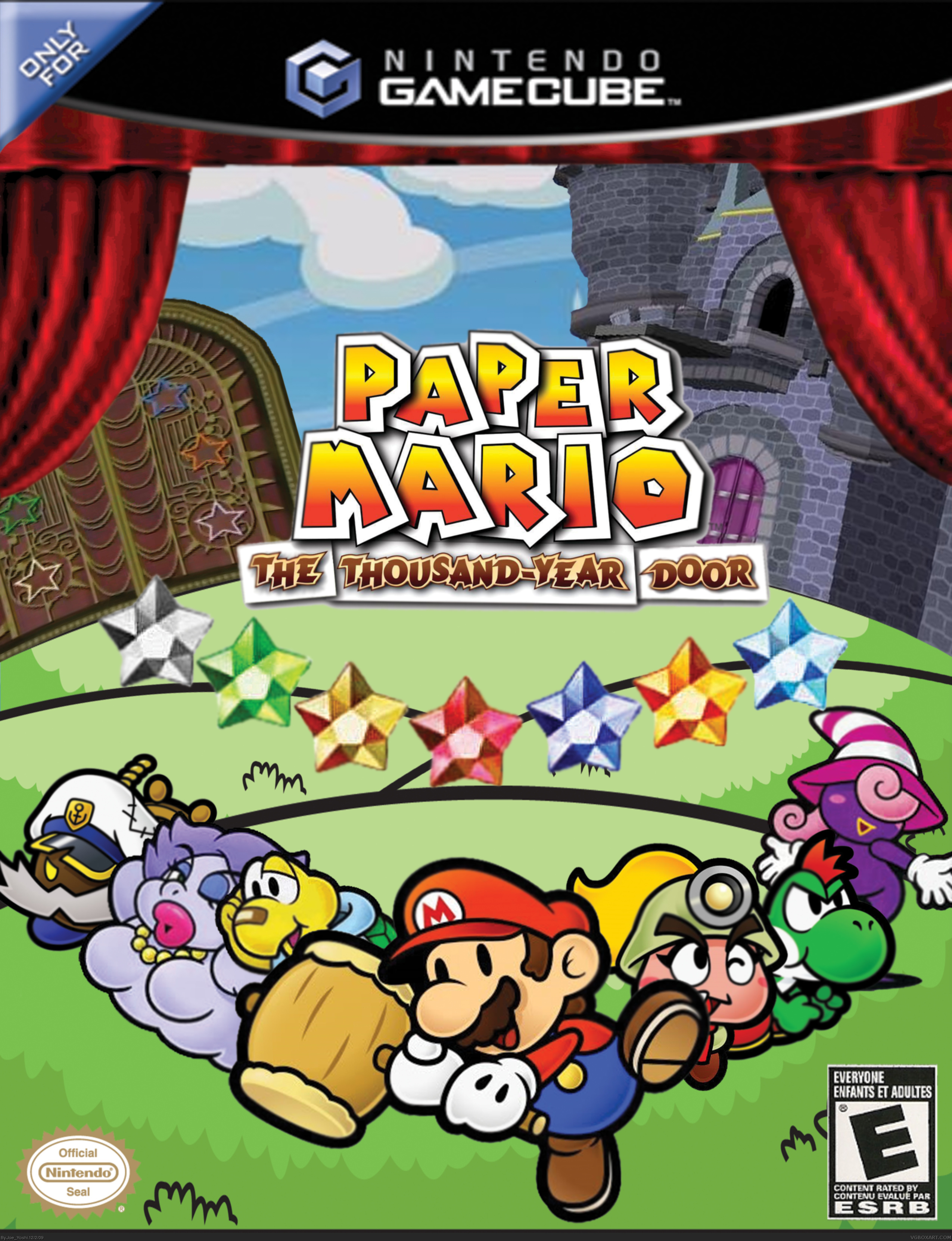 Paper Mario: The Thousand-Year Door (Video Game 2004