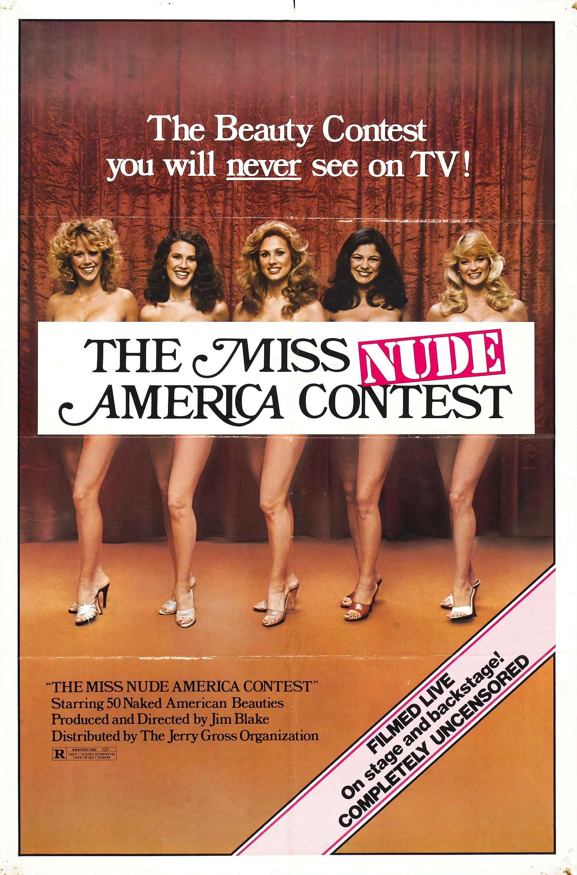 Winner Nudist twitter pageant