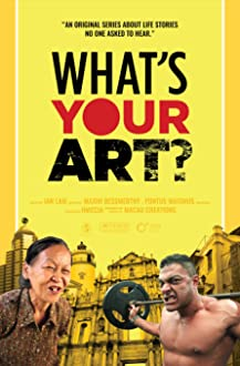 What's Your Art? Ch. 1: Outside the Box (2018)