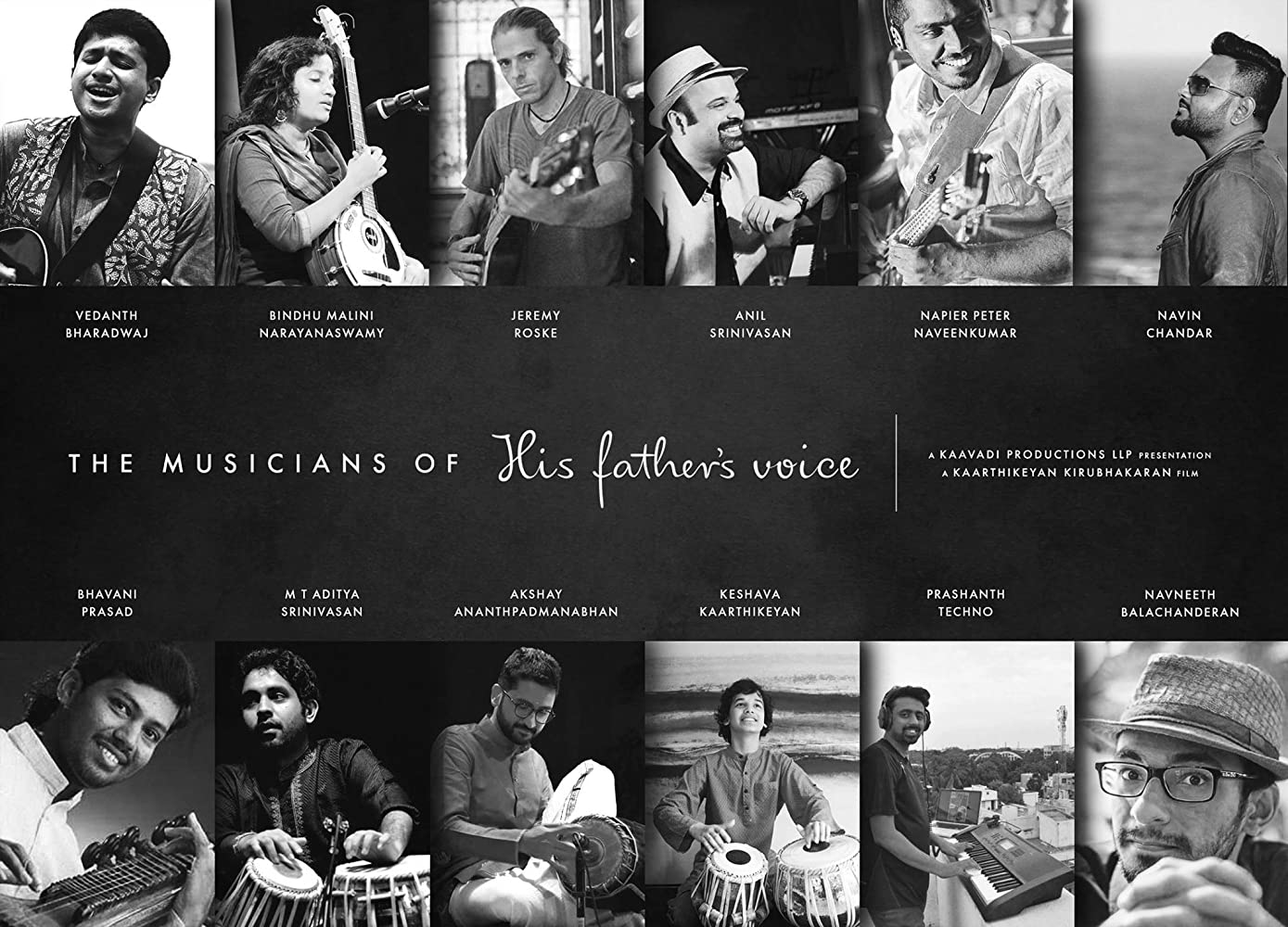His Fathers Voice (2019)
