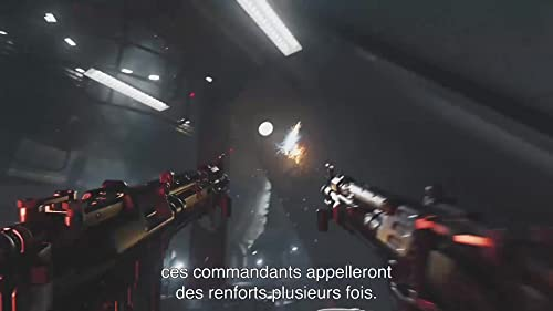 Wolfenstein II: The New Colossus: Talking Heads Gameplay Trailer (French Subtitled