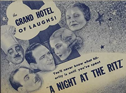 A Night at the Ritz none