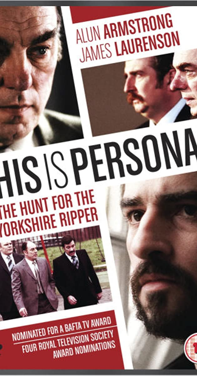 This Is Personal The Hunt For The Yorkshire Ripper Tv Mini Series 2000 Imdb