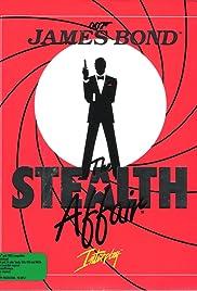 James Bond 007: The Stealth Affair Poster