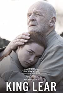 Anthony Hopkins, Emma Thompson and Emily Watson star in Shakespeare's King Lear. Adapted and directed by Richard Eyre.