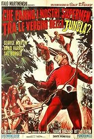 Che fanno i nostri supermen tra le vergini della jungla? (1970)