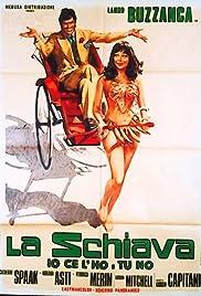 My Darling Slave Poster