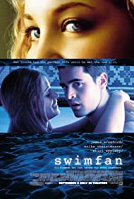 Shiri Appleby, Jesse Bradford, and Erika Christensen in Swimfan (2002)
