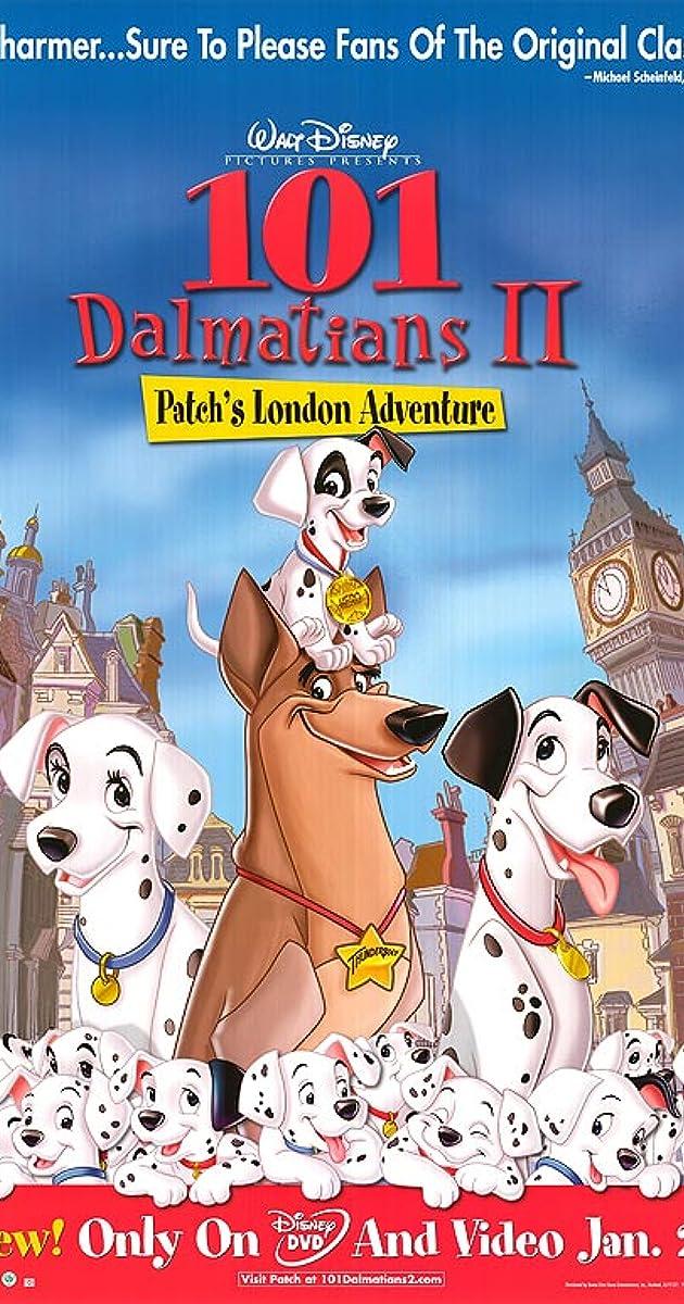 Subtitle of 101 Dalmatians II: Patch's London Adventure