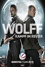 Wolff - Kampf im Revier Poster