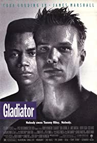 Cuba Gooding Jr. and James Marshall in Gladiator (1992)