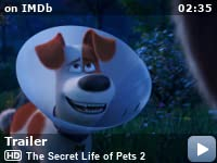 NEW 2019 Movie Kids Hit Secret Life of Pets 2 Poster FREE P+P CHOOSE YOUR SIZE