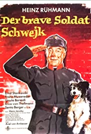The Good Soldier Schweik Poster