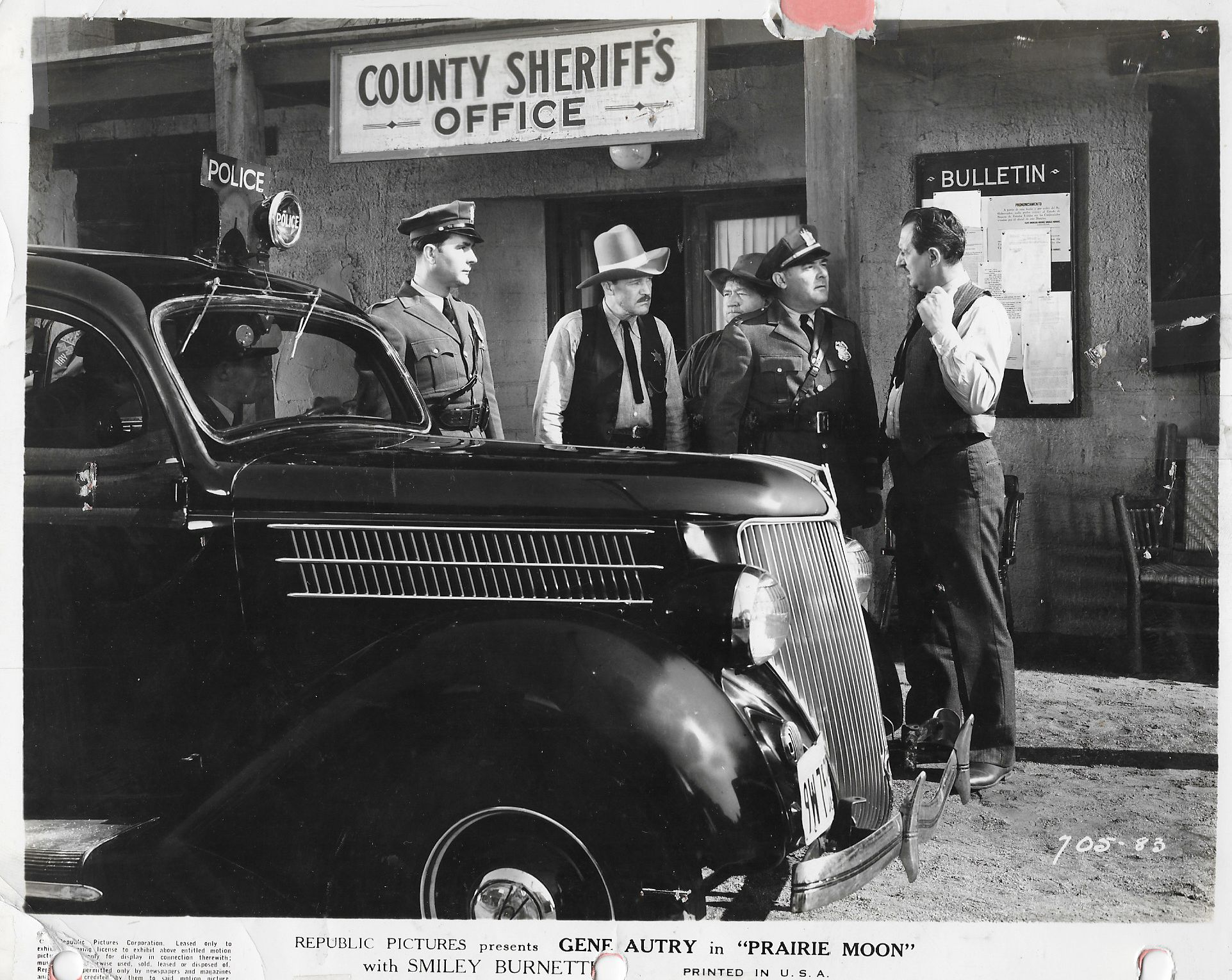Stanley Andrews, Hal Price, and Jack Rockwell in Prairie Moon (1938)