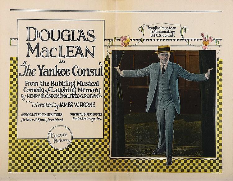 Douglas MacLean in The Yankee Consul (1924)