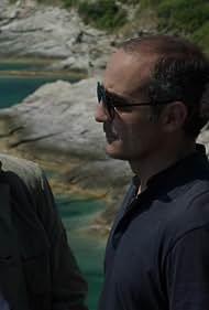 Philippe Corti, Hélène Fillières, and Eric Fraticelli in Mafiosa (2006)