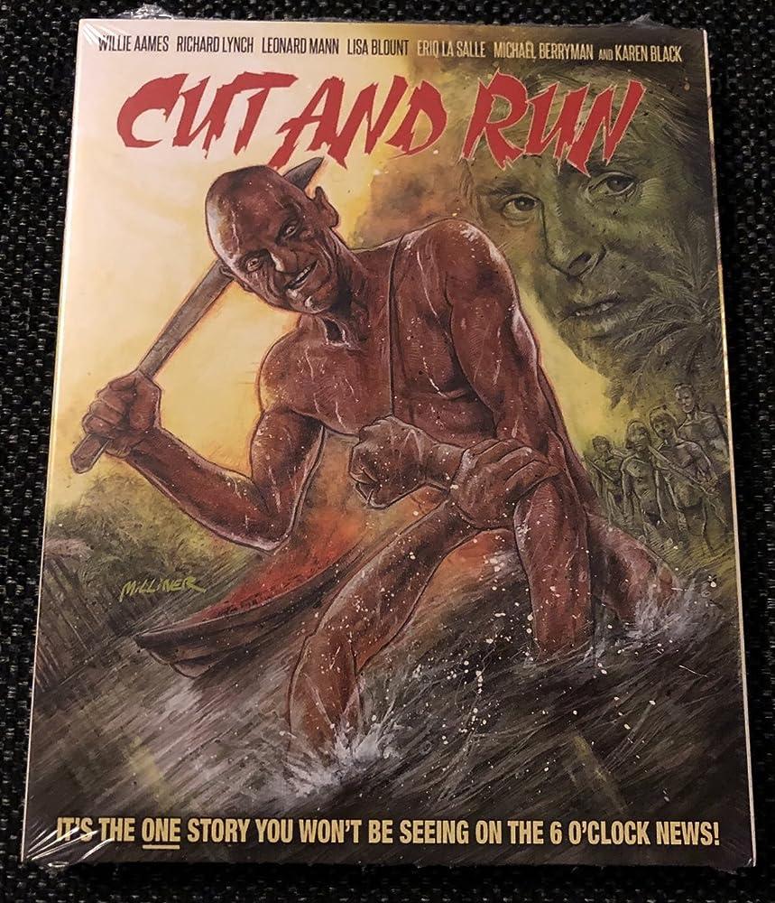 Cut And Run 1985 UNRATED Dual Audio Hindi 720p BluRay 750MB