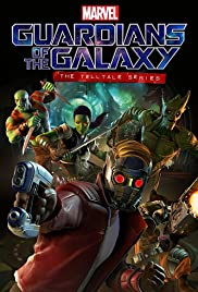 Guardians of the Galaxy: The Telltale Series Poster