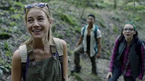 Backwoods terror and never-jangling suspense meet when Jen (Charlotte Vega) and a group of friends set out to hike the Appalachian Trail. Despite warnings to stick to the trail, the hikers stray off course—and cross into land inhabited by The Foundation, a hidden community of mountain dwellers who use deadly means to protect their way of life. Suddenly under siege, Jen and her friends seem headed to the point of no return— unless Jen's father (Golden Globe® nominee Matthew Modine) can reach them in time.