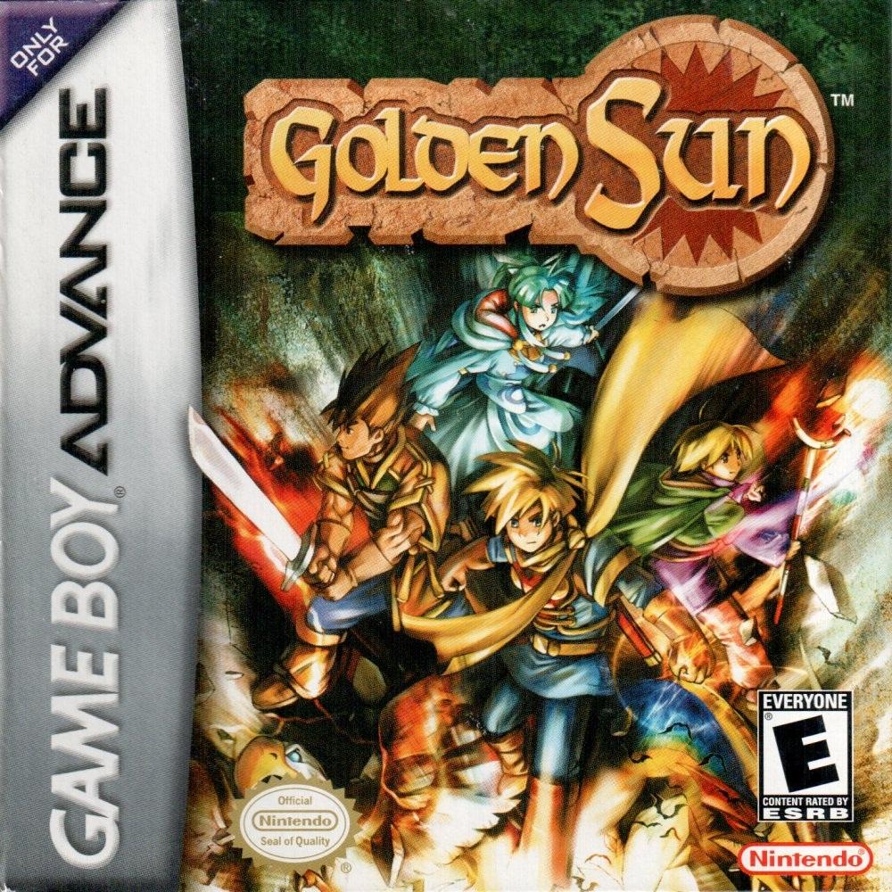 Golden Sun (Video Game 2001) - IMDb