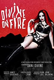 Divine on Fire Poster