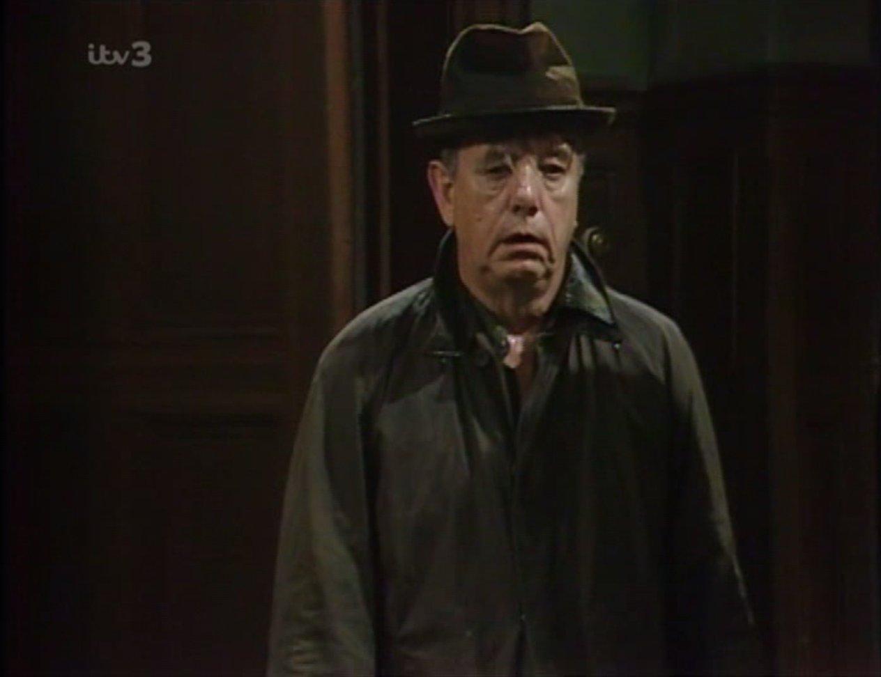 Harold Goodwin in That's My Boy (1981)