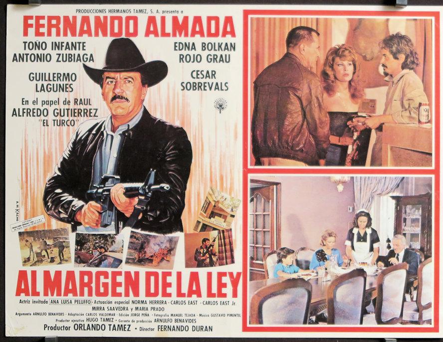 Al margen de la ley ((1989))