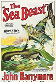 The Sea Beast (1926) Poster - Movie Forum, Cast, Reviews