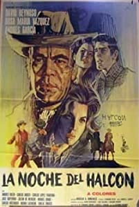 Watch full movie downloads for free La noche del halcón by Rogelio A. González  [480i] [flv]