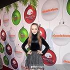 """Savannah May at premiere of Nickelodeon's """"Tiny Christmas"""""""
