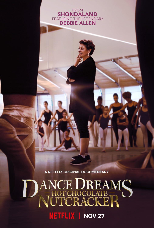 我們的舞蹈夢:熱可可胡桃鉗 | awwrated | 你的 Netflix 避雷好幫手!