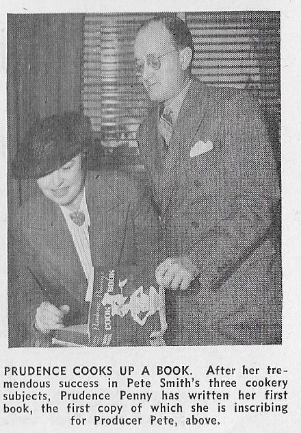 Prudence Penny and Pete Smith at an event for Penny Wisdom (1937)