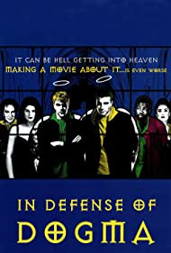 Judge Not: In Defense of Dogma Poster - Movie Forum, Cast, Reviews