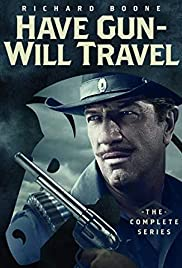 Have Gun - Will Travel Poster - TV Show Forum, Cast, Reviews