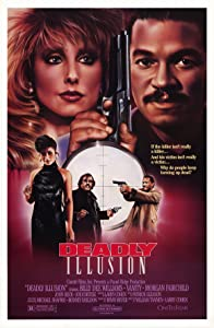 Watch dvd hollywood movies Deadly Illusion by Larry Cohen [480x640]