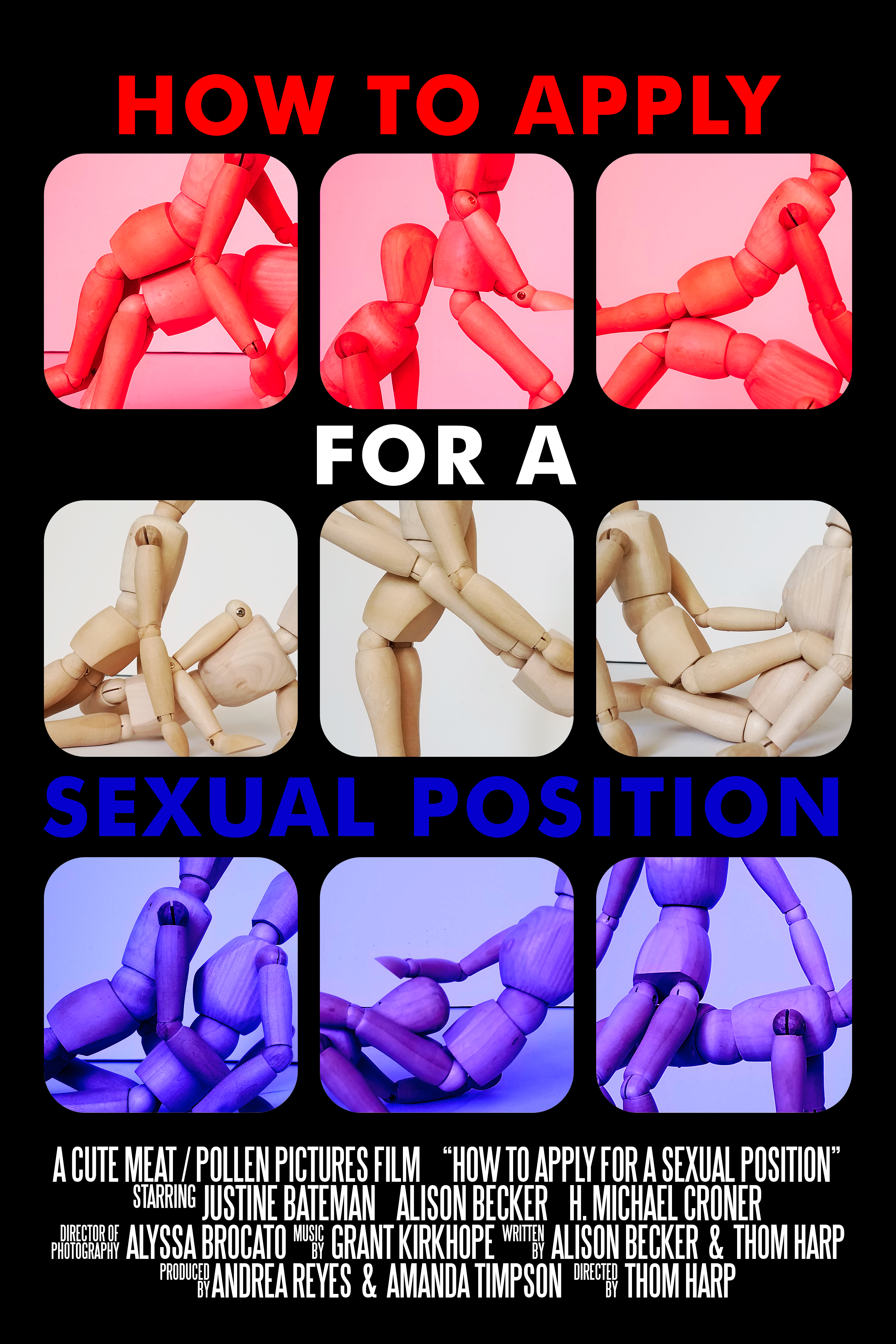 Position for sexuality
