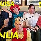 Xavi Daura, Esteban Navarro, Carlos de Diego, Carles Gras, and Marga Castells in Tio Familia (2019)