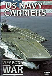 Weapons of War: US Navy Carriers Poster