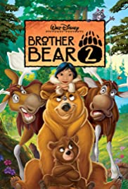Brother Bear 2 Poster