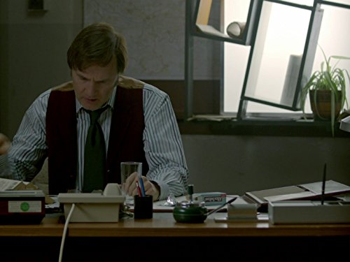 David Morrissey in The Field of Blood (2011)