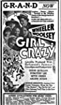 Girl Crazy (1932) Poster