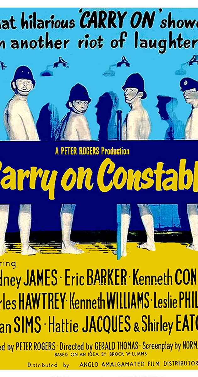 Carry on, Constable (1960) - IMDb