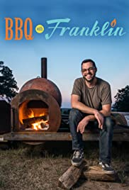 BBQ with Franklin Poster