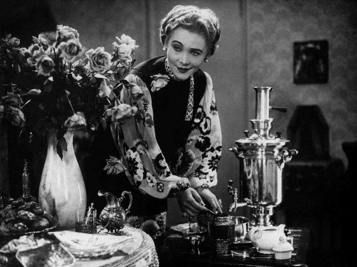 Gerda Maurus in Spione (1928)