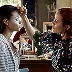 Ella Balinska and Sophie Robertson in The Athena (2018)