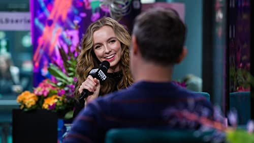 "BUILD: Jodie Comer Auditioned For ""Killing Eve"" with a Hangover"